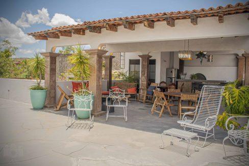 Rentas Vacacionales, San Miguel, Casa San Pancho 17