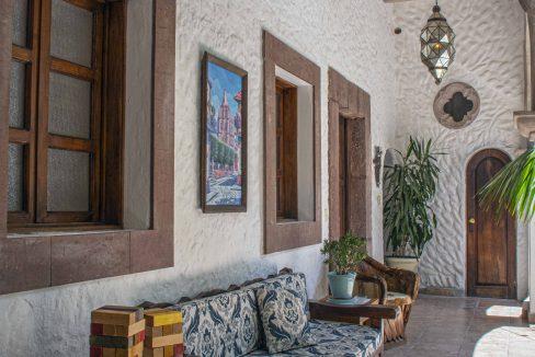 Rentas Vacacionales, San Miguel, Casa San Pancho 6