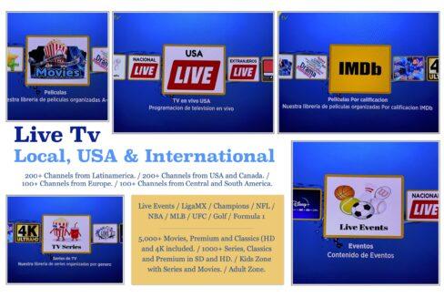 Rentas Vacacionales, iNFO Tv