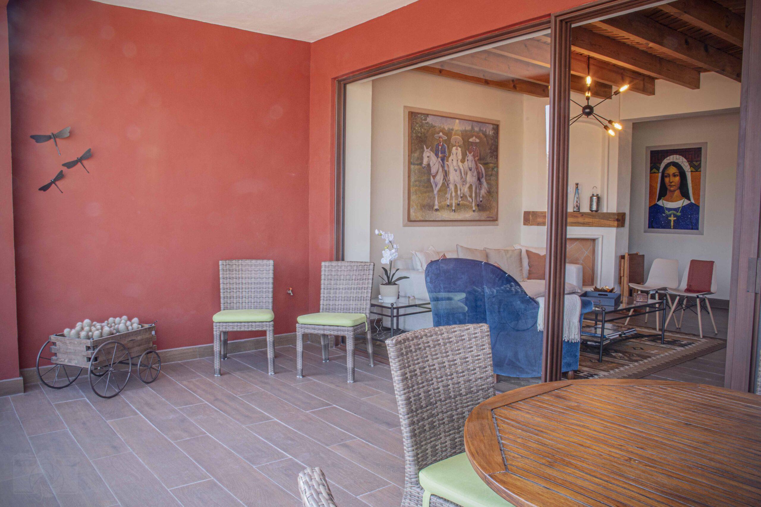 San Miguel Realty, Rentas Vacacionales, Capilla de Piedra, Villa de los Abuelos 16