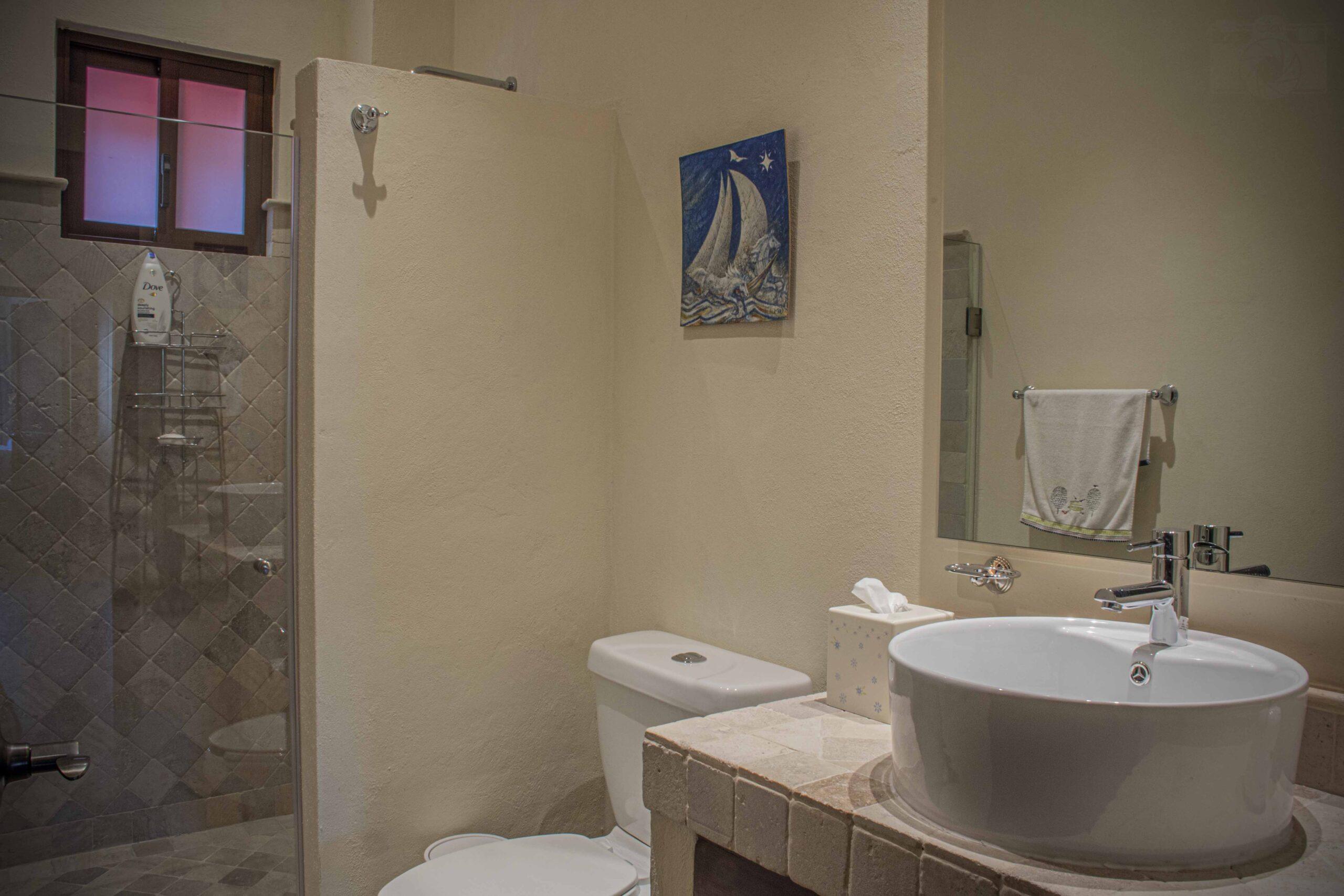 San Miguel Realty, Rentas Vacacionales, Capilla de Piedra, Villa de los Abuelos 28