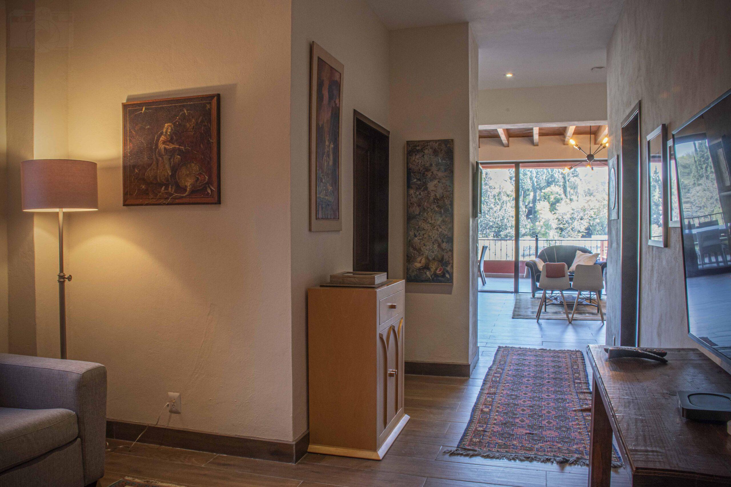 San Miguel Realty, Rentas Vacacionales, Capilla de Piedra, Villa de los Abuelos 4
