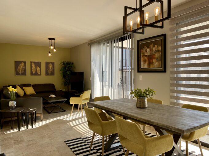 Apartamento 2Rec/2Ba, 200Mb/s, Alberca, Gimnasio